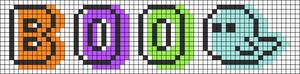 Alpha pattern #74025
