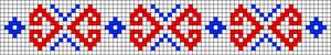 Alpha pattern #74027