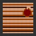 Alpha pattern #74030