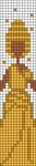 Alpha pattern #74055