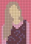Alpha pattern #74078