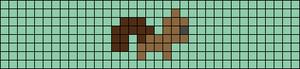 Alpha pattern #74083