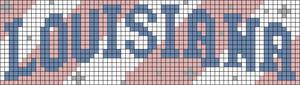 Alpha pattern #74085