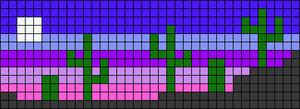 Alpha pattern #74088