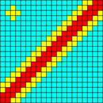 Alpha pattern #74090