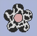 Alpha pattern #74093