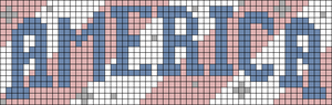 Alpha pattern #74097