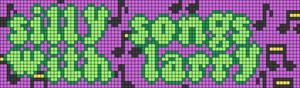 Alpha pattern #74100