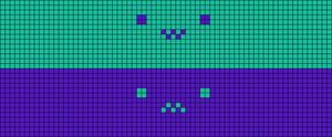 Alpha pattern #74143