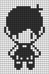 Alpha pattern #74146