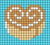 Alpha pattern #74163