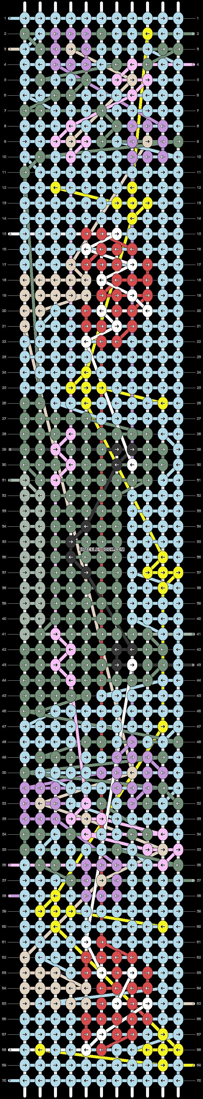 Alpha pattern #74177 pattern