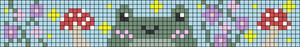 Alpha pattern #74177