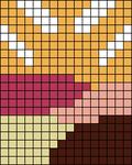 Alpha pattern #74189