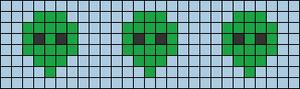 Alpha pattern #74232