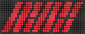 Alpha pattern #74234