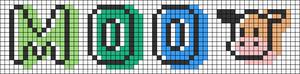 Alpha pattern #74238