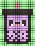 Alpha pattern #74265