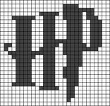 Alpha pattern #74277