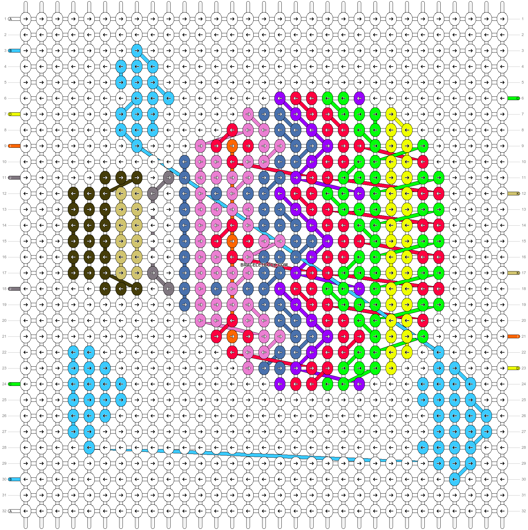 Alpha pattern #74279 pattern