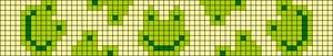 Alpha pattern #74281