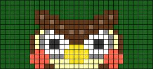 Alpha pattern #74285
