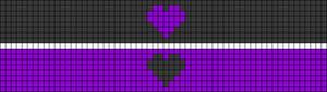 Alpha pattern #74289
