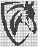 Alpha pattern #74294