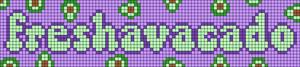 Alpha pattern #74295