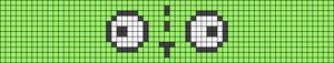 Alpha pattern #74303