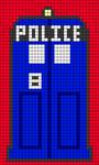 Alpha pattern #74345