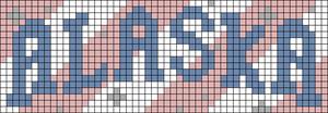 Alpha pattern #74353