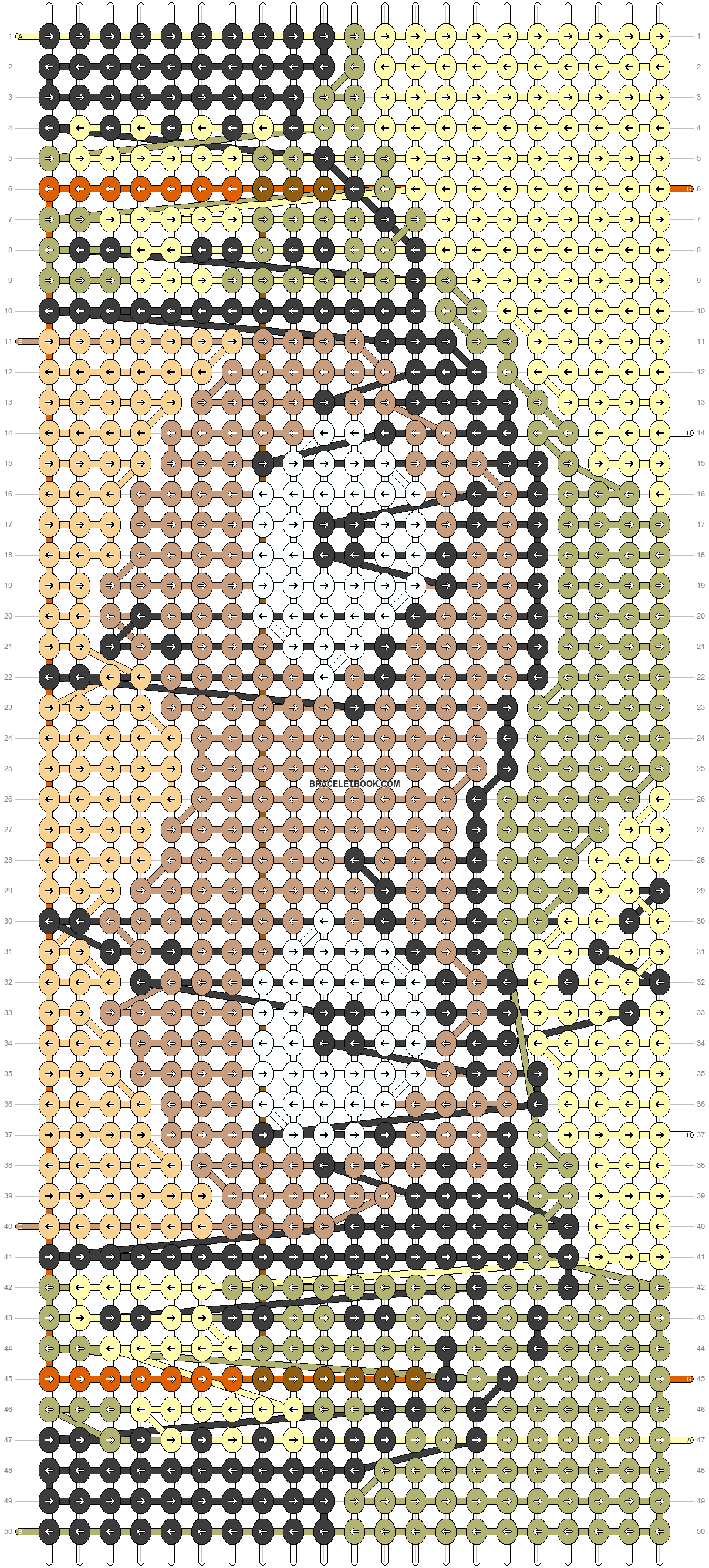 Alpha pattern #74354 pattern