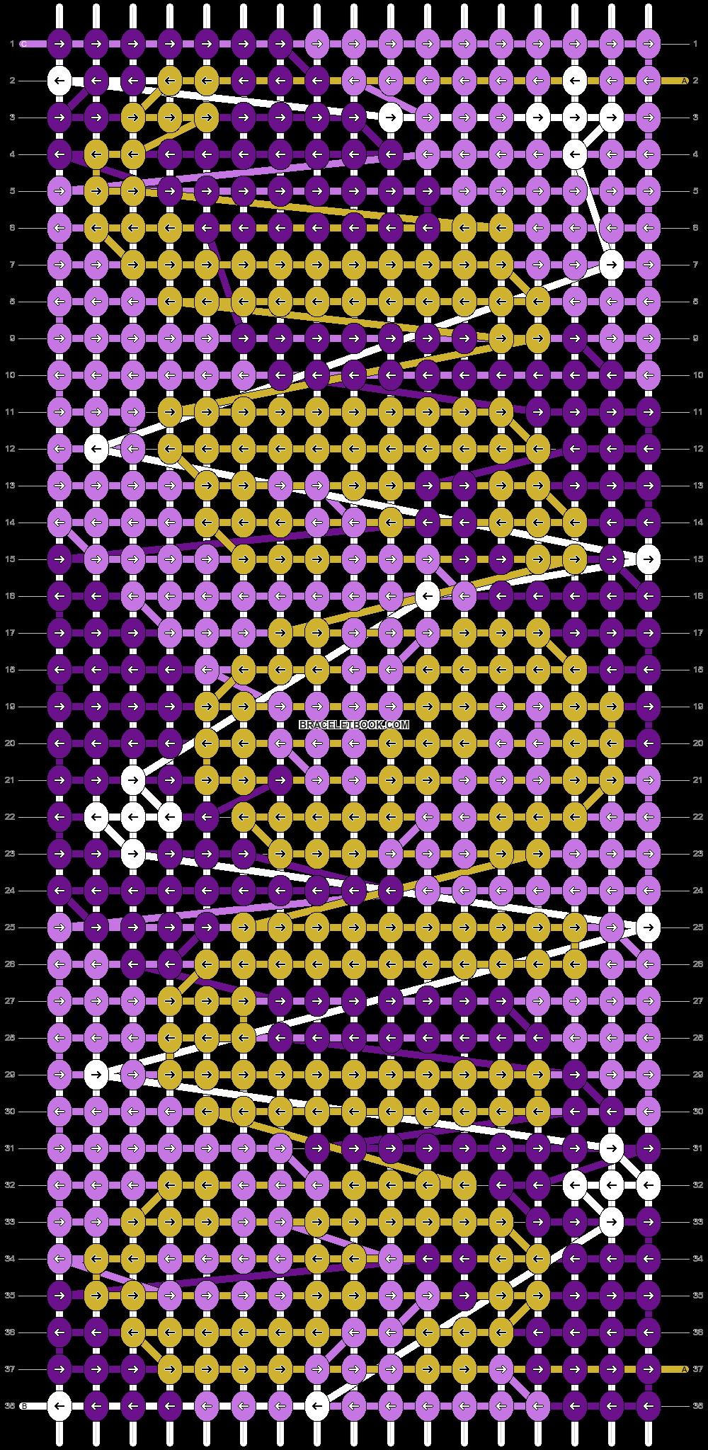 Alpha pattern #74356 pattern