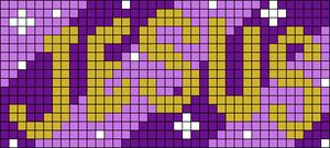 Alpha pattern #74356