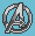 Alpha pattern #74357