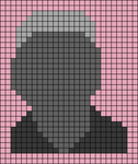 Alpha pattern #74367