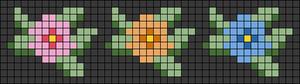 Alpha pattern #74369