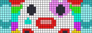 Alpha pattern #74377