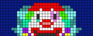 Alpha pattern #74379