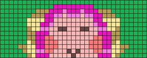 Alpha pattern #74381