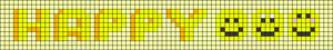 Alpha pattern #74397