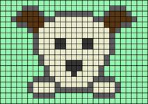 Alpha pattern #74398