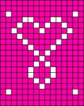 Alpha pattern #74400