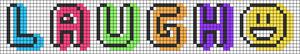 Alpha pattern #74414