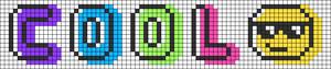 Alpha pattern #74417