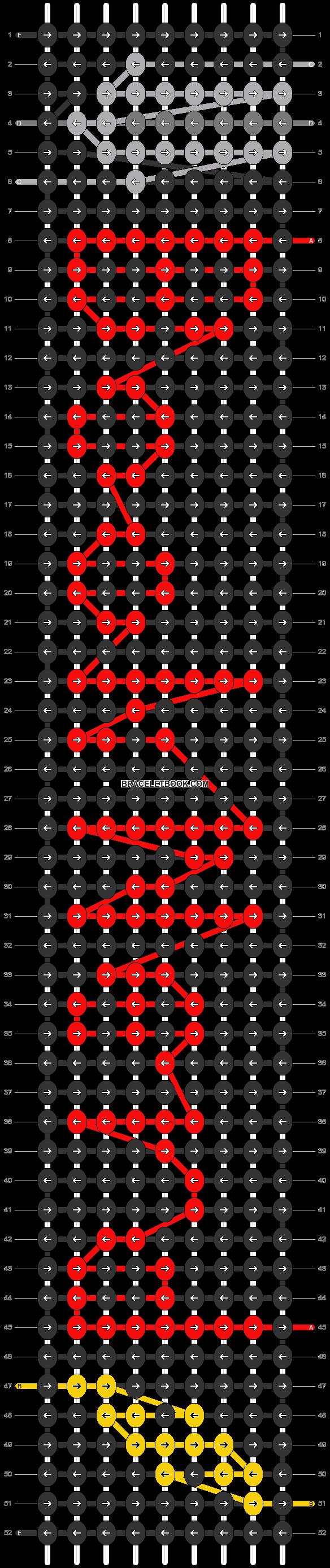 Alpha pattern #74439 pattern