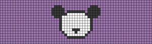 Alpha pattern #74443