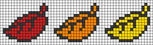 Alpha pattern #74444