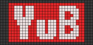Alpha pattern #74446